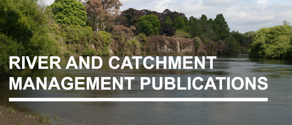 river and catchment publications