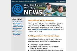 HRWO newsletter tile