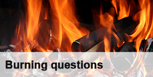 burning questions tile