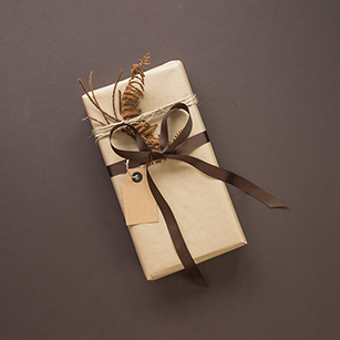 brown gift 2