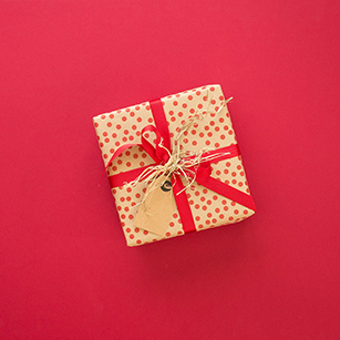 red gift 3